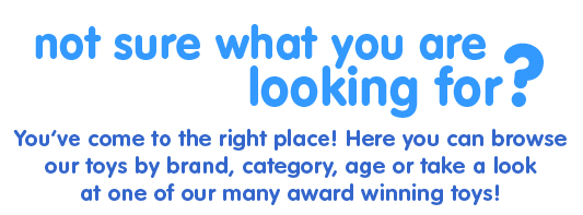 Browse Epoch Everlasting Play, LLC' toys by brand, age, category or view award winning toys.